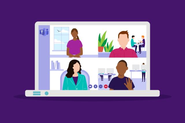 How to setup a Microsoft Teams meeting