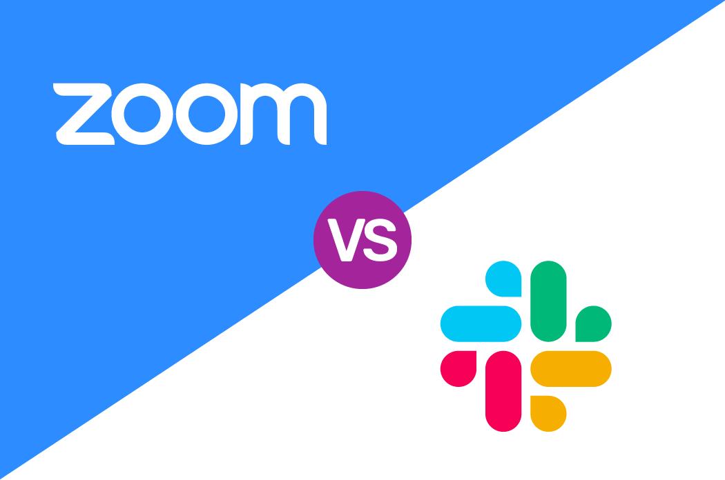 Zoom vs Slack