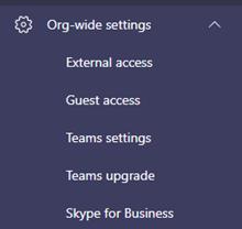 Microsoft Teams guest access